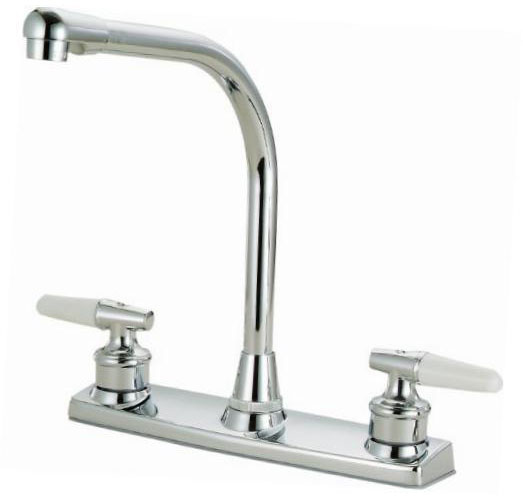 12-3334 Chrome Kitchen Faucet