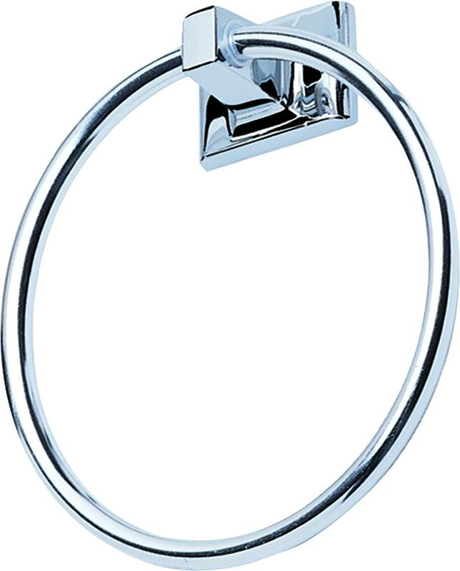 17-6768 SNST CH TOWEL RING