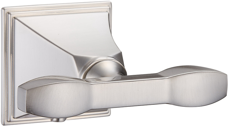 22-0354 SATIN NICKEL ROBE HOOK