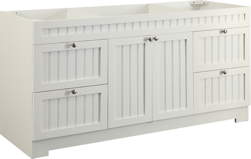 23-7284 60 IN. BROOKFIELD VANITY
