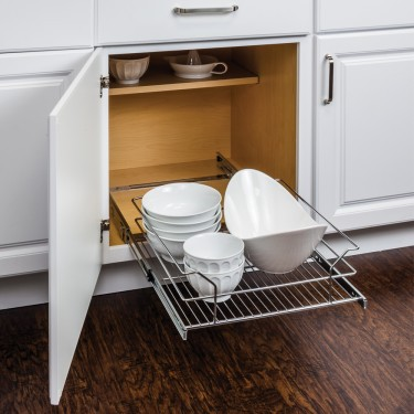 MBPO21R 21 IN. MTL PULLOUT BASKET