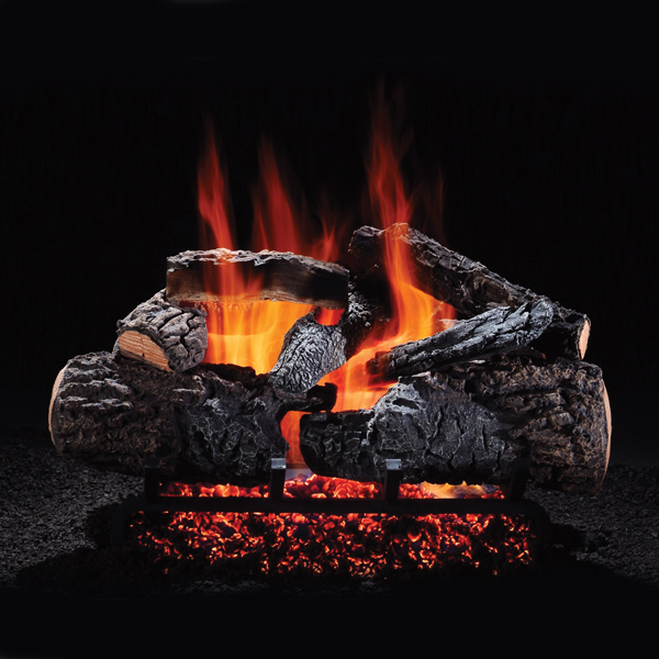 "21"" Cross Timbers Vented Gas Logs, Logs Only, RGA 2-72 Approved"