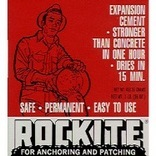 10001 1# ROCKITE PATCH CEMENT