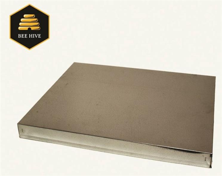 BEEHIVE TOP FLAT GALV STEEL