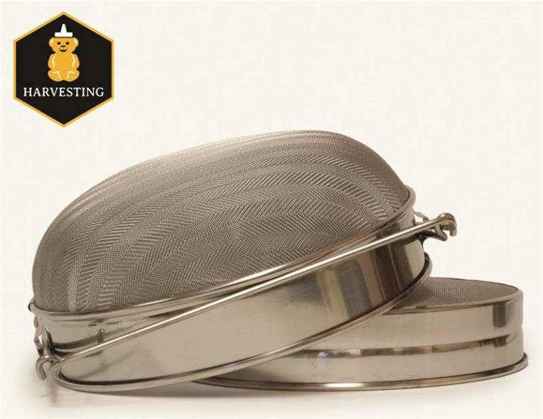 HONEY SIEVE DOUBLESCREEN METAL
