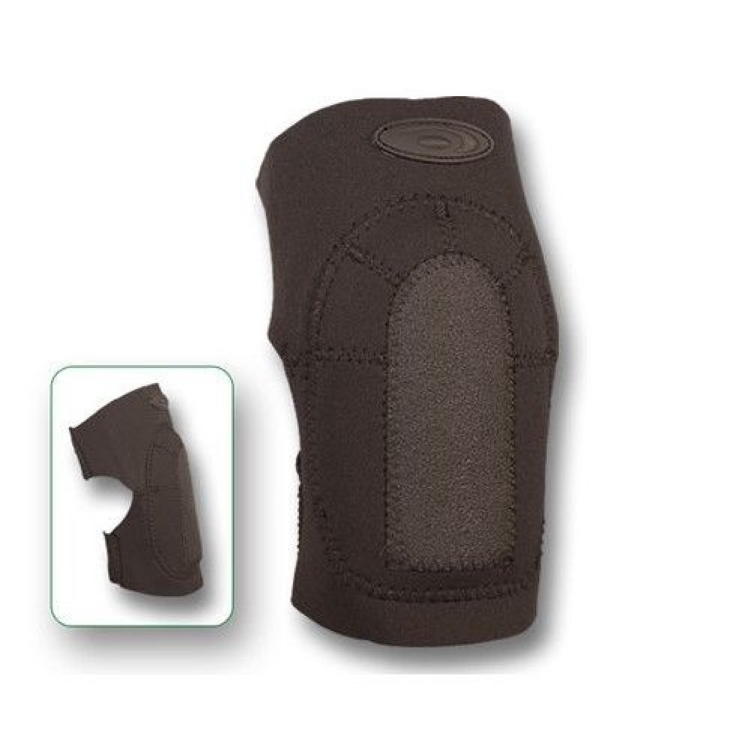 Hatch Centurion Neoprene Elbow Pads Black