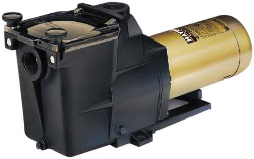 HAYWARD POOL PUMP 1-1/2 HP 110 OR 230 VOLT