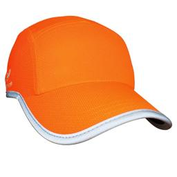 Headsweats Race Hat, High Viz Neon Orange Re