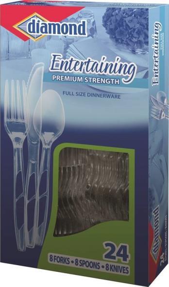 Jarden 00098 Cutlery Set, 24 Pieces