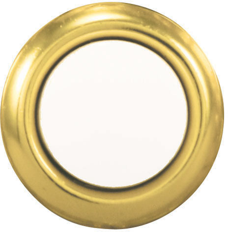 SL-455 GOLD RIM D FT. BELL BUTTON