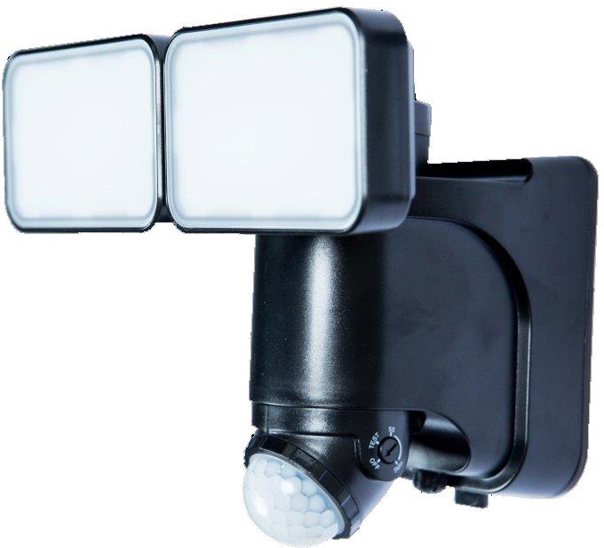 HZ-7163-BK LED SOLAR LIGHT