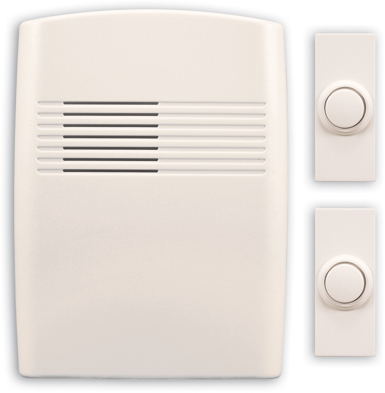 SL-7762-03 WIRELESS DOOR CHIME