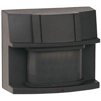 DualBrite HZ-5407-BZ Replacement Motion Sensor Head, 120 VAC, 70 ft, 180 Deg, 500 W, 1/5/10 Min Delay, Bronze