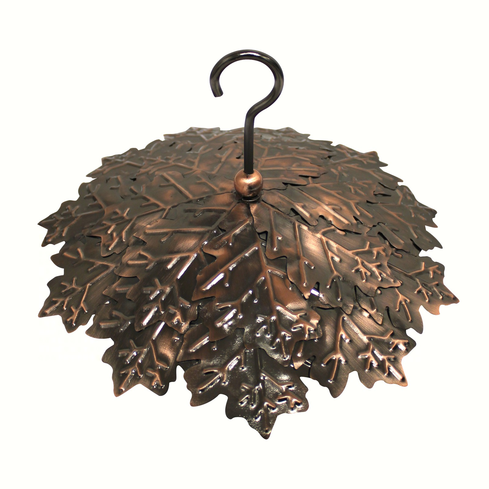 Copper Leaf 10 inch Rain Guard