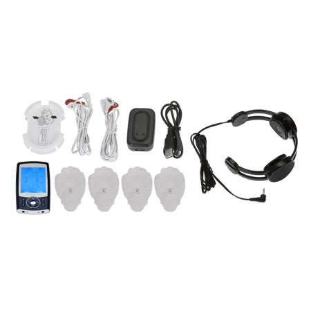 PCH Plus Digital Pulse Massager - Blue Neck Combo Set