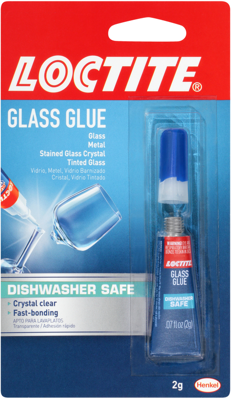 LOCTITE GLASS GLUE