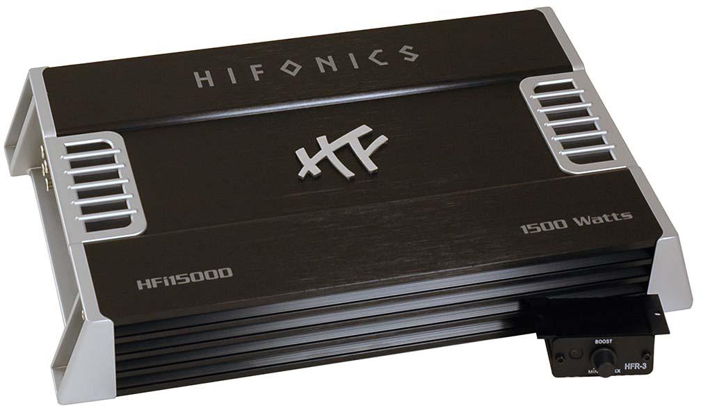 Hifonics Class D Monoblock Amplifier 1500 Watts
