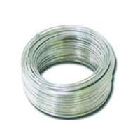 Hillman 50141 Utility Wire, 12 ga x 100 ft L, Steel, Galvanized