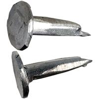 Hillman 122611 Cut Tack, NO 4, 7/16 in L, Aluminum