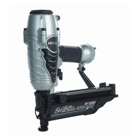 Hitachi NT65M2(S) Lightweight Finish Nailer, 100 Nails, 1 - 2-1/2 in 16 ga Adhesive Collated Nail
