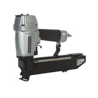 Hitachi N5024A2 Lightweight Pneumatic Stapler, 1 in, 16 ga, 157 Staple