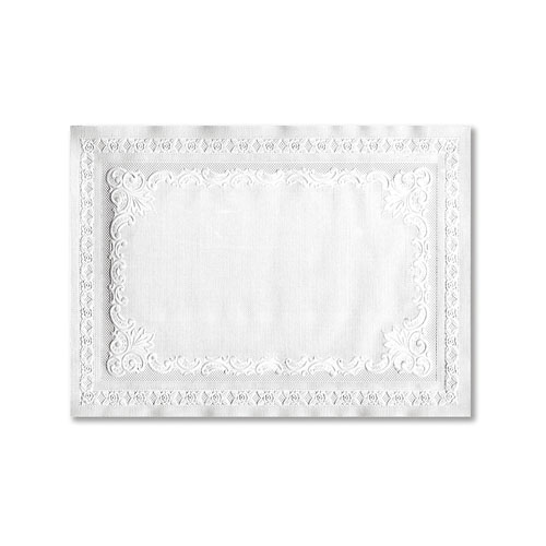 Hoffmaster Placemats, White, 1000 Placemates