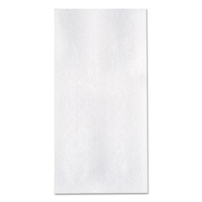 Dinner Napkins, 2-Ply, 15 x 17, White, 300/Carton