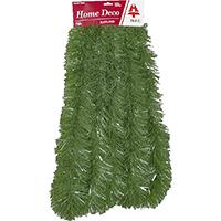 Holiday Trims 3394075 Garland, Natural Green, 4 x 18 Inch