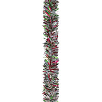 GARLAND HOLIDAY RED/GREEN 10FT
