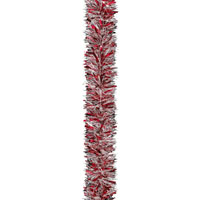 GARLAND HOLIDAY RED 4IN X 10FT