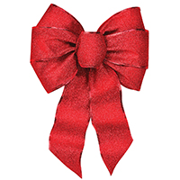 BOW HOLIDAY ASSORTMENT 7 LOOP