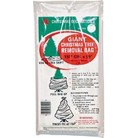 TREE REMOVAL BAG DISPLAY