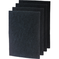 Replacement Carbon Filter for Holmes and Bionaire Air Purifiers, 4/Pack