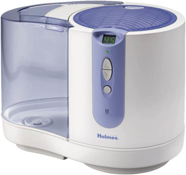Patton HM1865-U Cool Mist Humidifier With LCD Display, 4 gal, 1-1/2 gal Tank