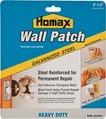 HOMAX WALL PATCH 4 IN. X 4 IN.