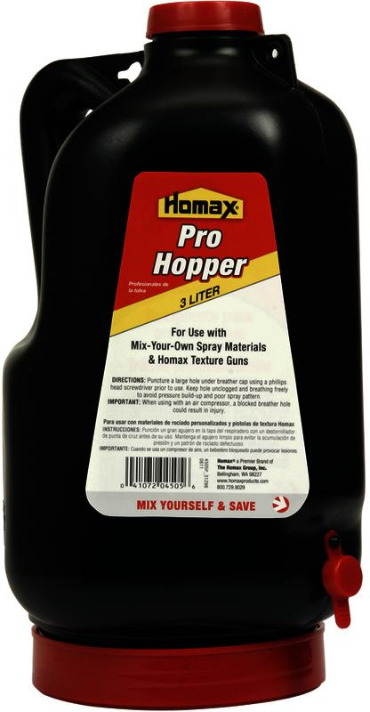 3 Liter Heavy Duty Hopper