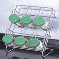 RACK SPICE COUNTER TOP CHROME