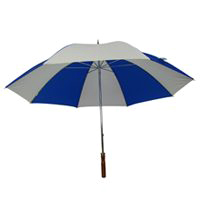 UMBRELLA GOLF 29IN ROYAL/WHITE
