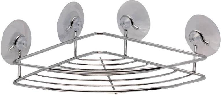 SHOWER SHELF CORNER CHROME
