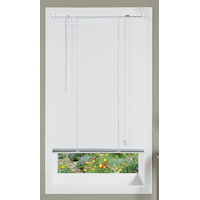 BLIND MINI ALUM WHITE 27X64IN