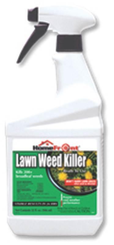 KILLER LAWN WEED RTU QUART