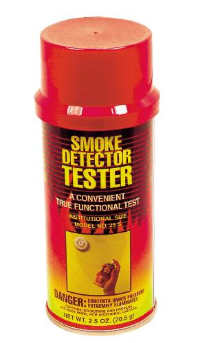 SMOKE TEST KIT 2.5 OZ