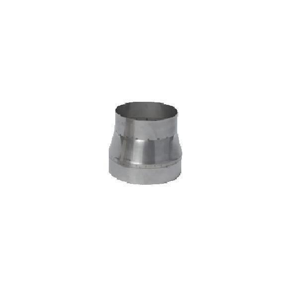 """Heat-fab Increaser/reducer 6""""(f) - 4""""(f), 304-alloy"""