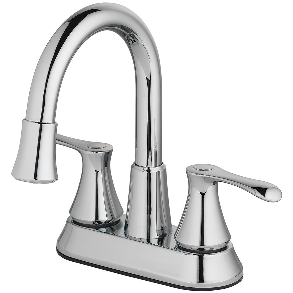 21-B42WYHW-Z CH LED FAUCET