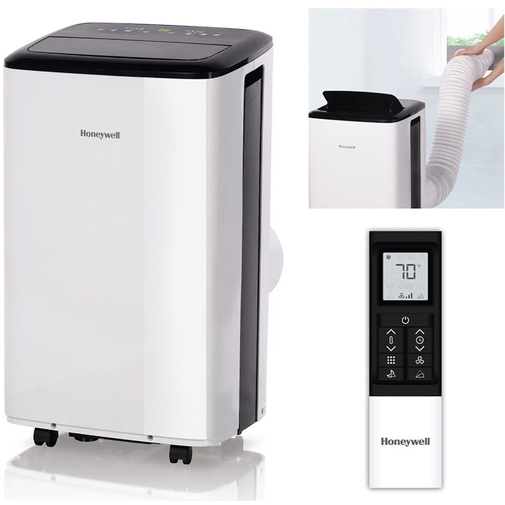 10,000 BTU Smart Wi-Fi Portable Air Conditioner, Dehumidifier