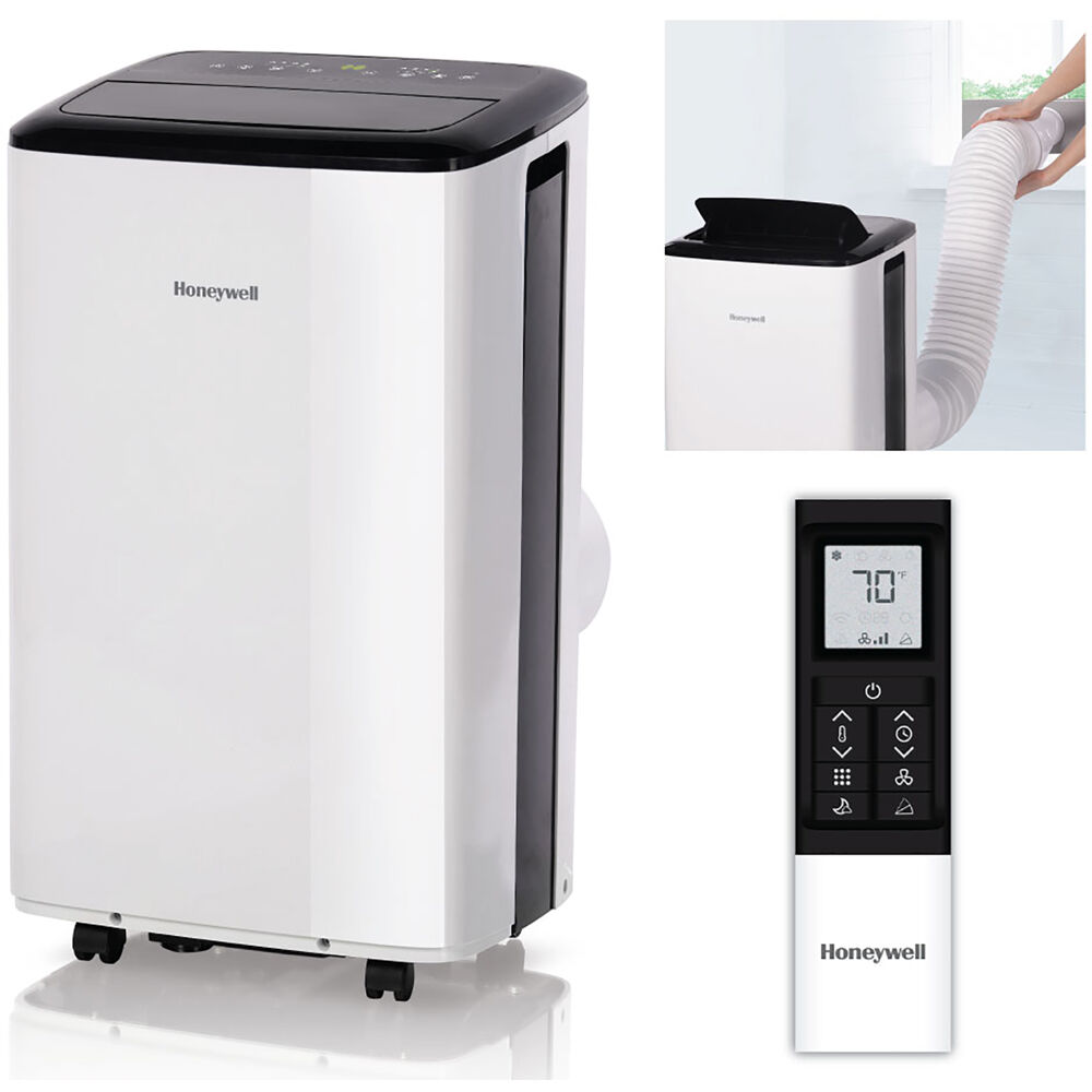 10,000 BTU Portable Air Conditioner, Dehumidifier & Fan