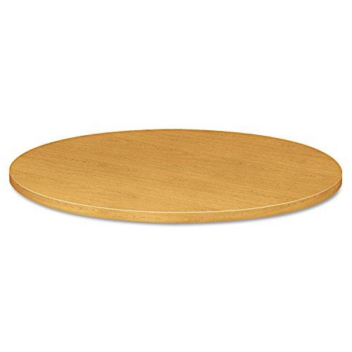 "10500 Series Round Table Top, 42"" Diameter, Harvest"