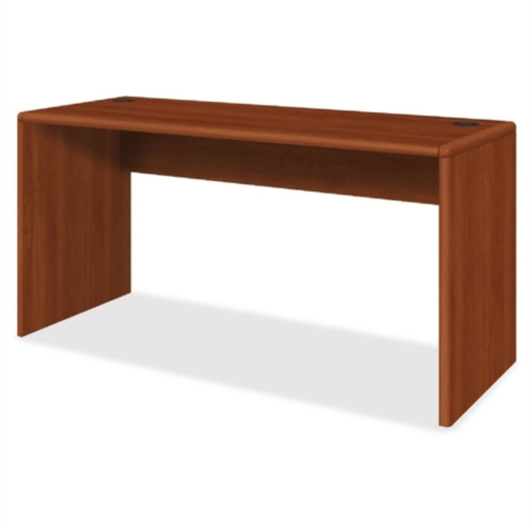 10700 Series Credenza Shell, 60w x 24d x 29 1/2h, Cognac
