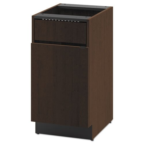 Hospitality Single Base Cabinet, Door/Access Panel, 18 x 24 x 36, Mocha