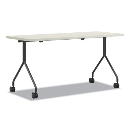 Between Nested Multipurpose Tables, 48 x 24, Silver Mesh/Loft